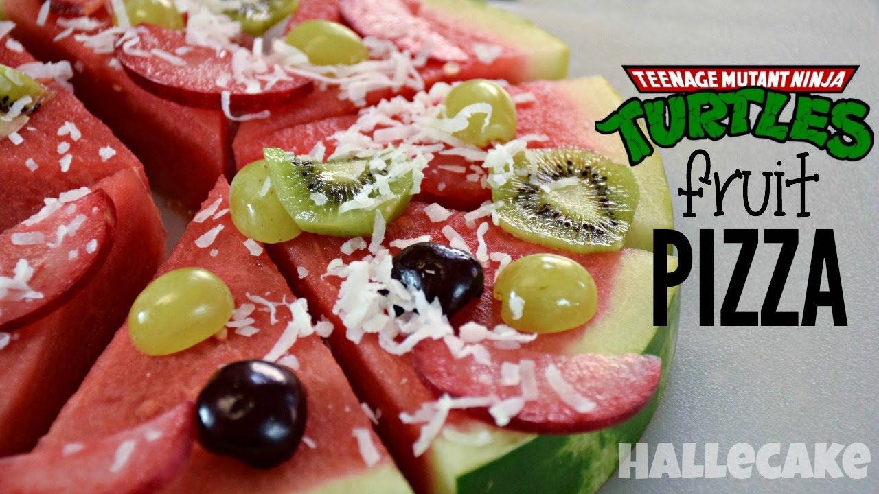 fruit ninga fruit pizza crust healthy